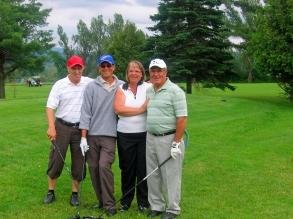 124 golf André F