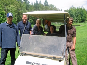 128 golf Gagné