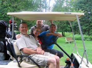 134 golf Jean-Guy